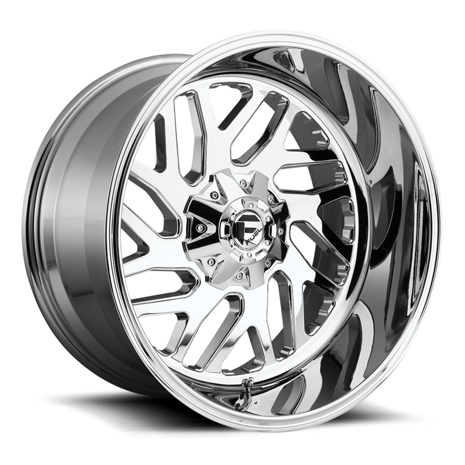 Fuel Triton D609 One Piece Off-Road Wheels