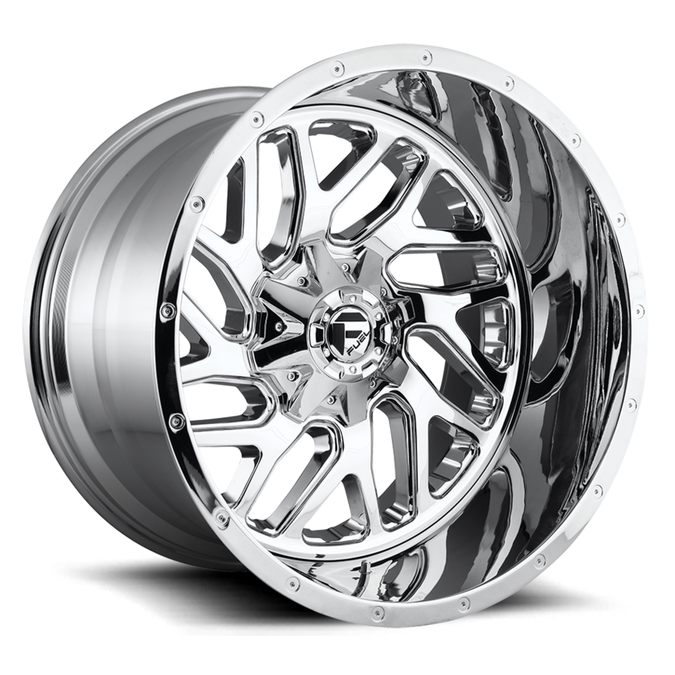 Fuel Triton D210 Two Piece Off-Road Wheels