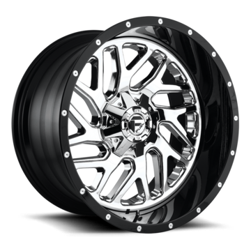 Fuel Triton D211 Two Piece Off-Road Wheels