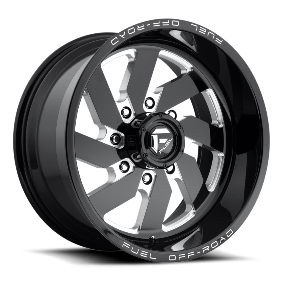 Fuel Turbo D582 One Piece Off-Road Wheels