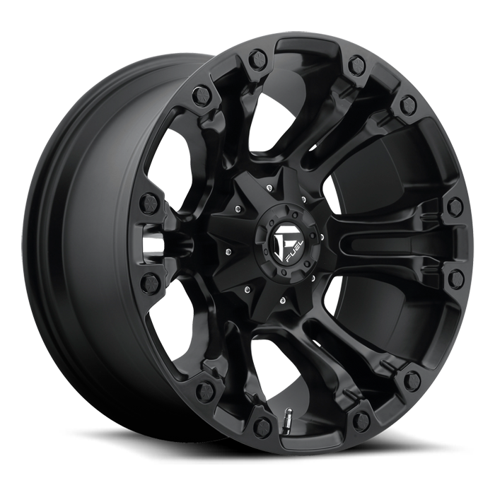 Fuel Vapor D560 One Piece Off-Road Wheels