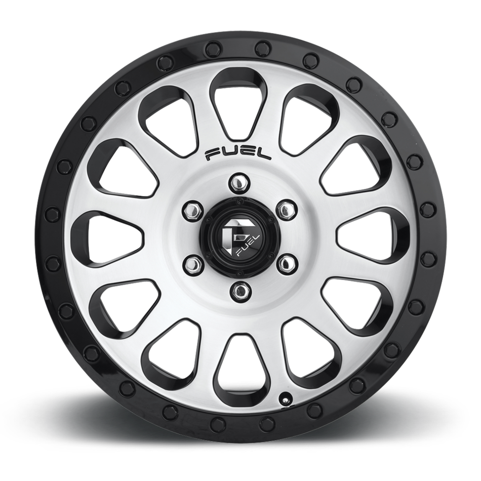 Fuel Vector D580 One Piece Off-Road Wheels