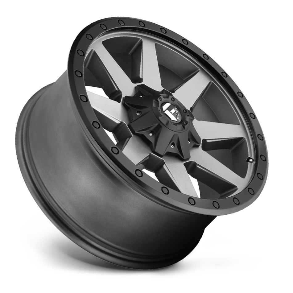 Fuel Wildcat D599One Piece Off-Road Wheels
