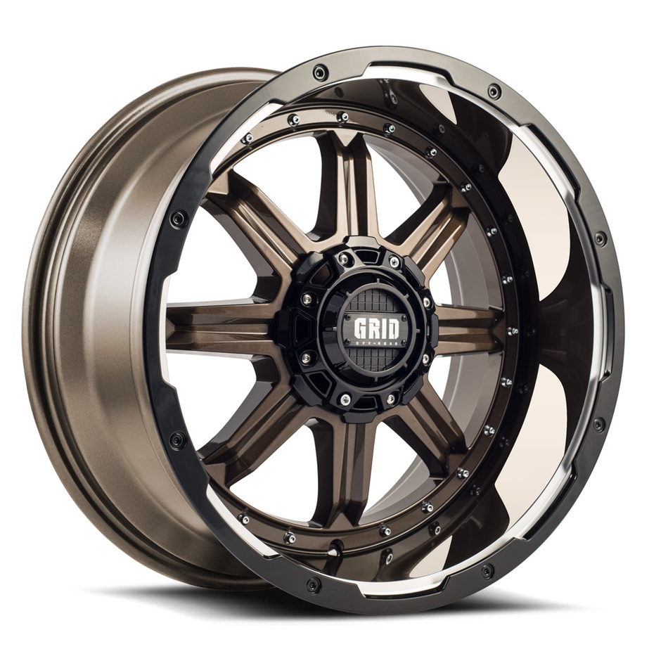 Grid Offroad GD10 Wheels
