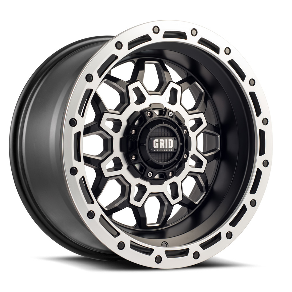 Grid Offroad GD9 Wheels