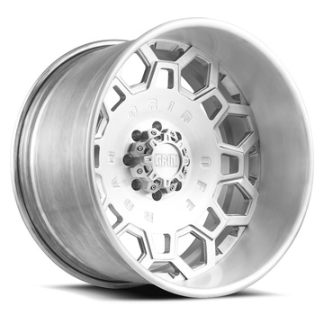 Grid Offroad GF0 Polished Finish Wheels
