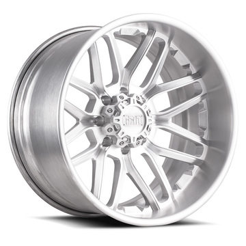 Grid Offroad GF2 Brushed Finish Wheels