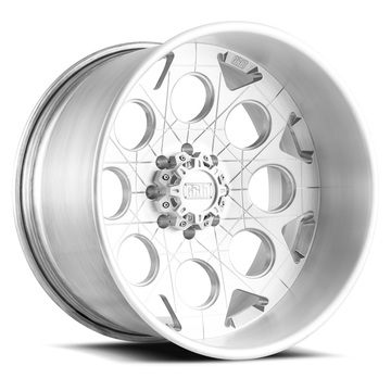 Grid Offroad GF7 Brushed Finish Wheels