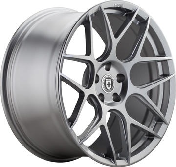 HRE FF01 FlowForm Liquid Silver Finish Wheels