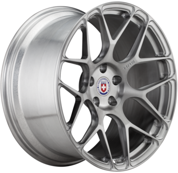 HRE P40SC Brushed Tinted Finish Wheels