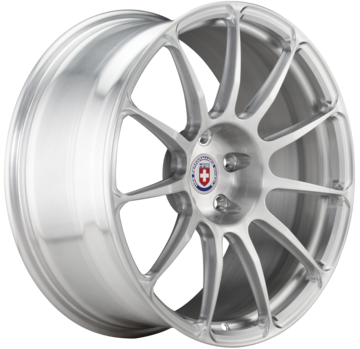 HRE P43S Brushed Clear Finish Wheels