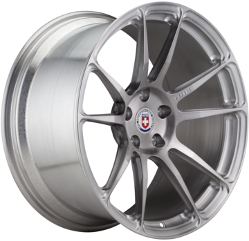 HRE P44SC Brushed Tinted Finish Wheels