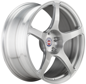 HRE P45S Brushed Clear Finish Wheels