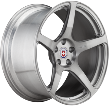 HRE P45SC Brushed Tinted Finish Wheels