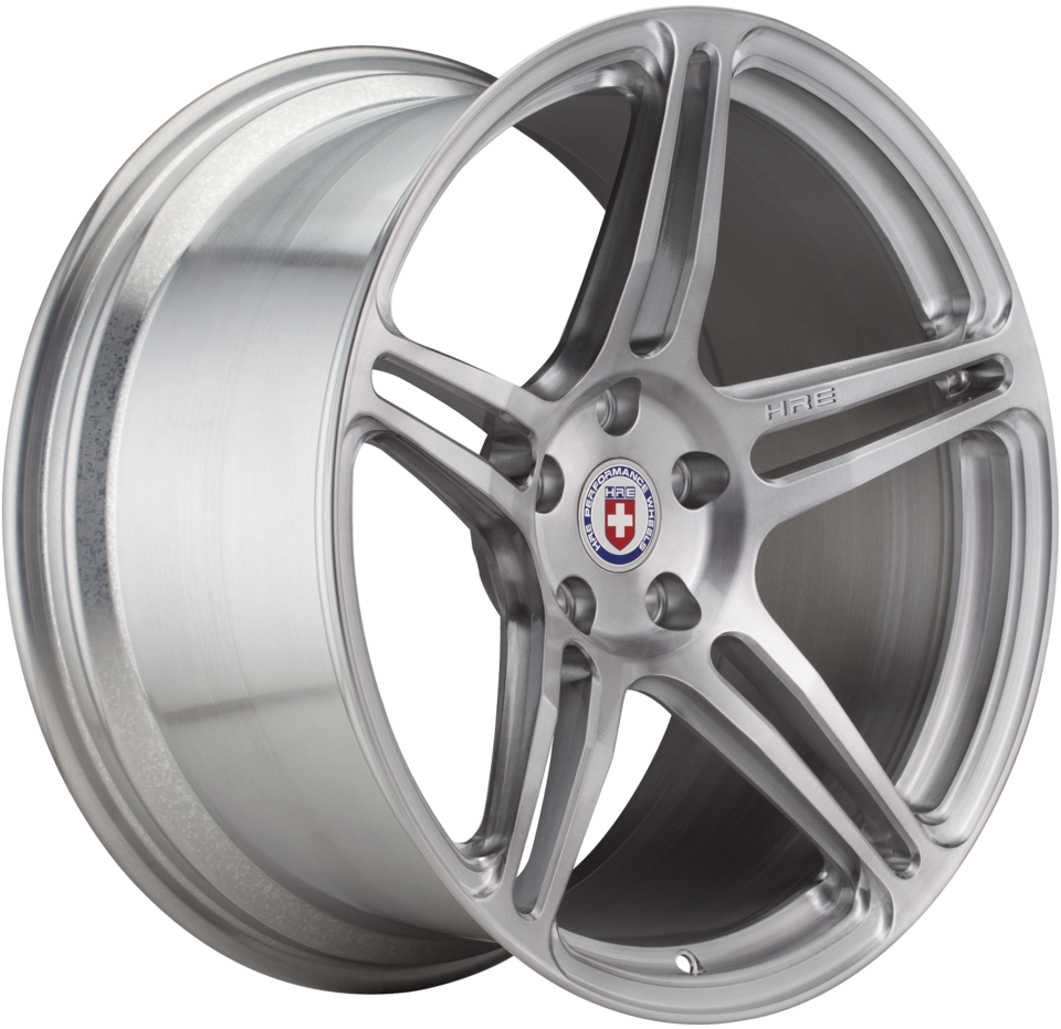 HRE P47SC Brushed Tinted Finish Wheels