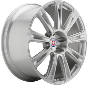 HRE P93L Brushed Tinted Finish Wheels