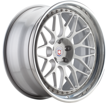 HRE 300 3-Piece Forged Wheels