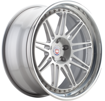 HRE 301 3-Piece Forged Wheels