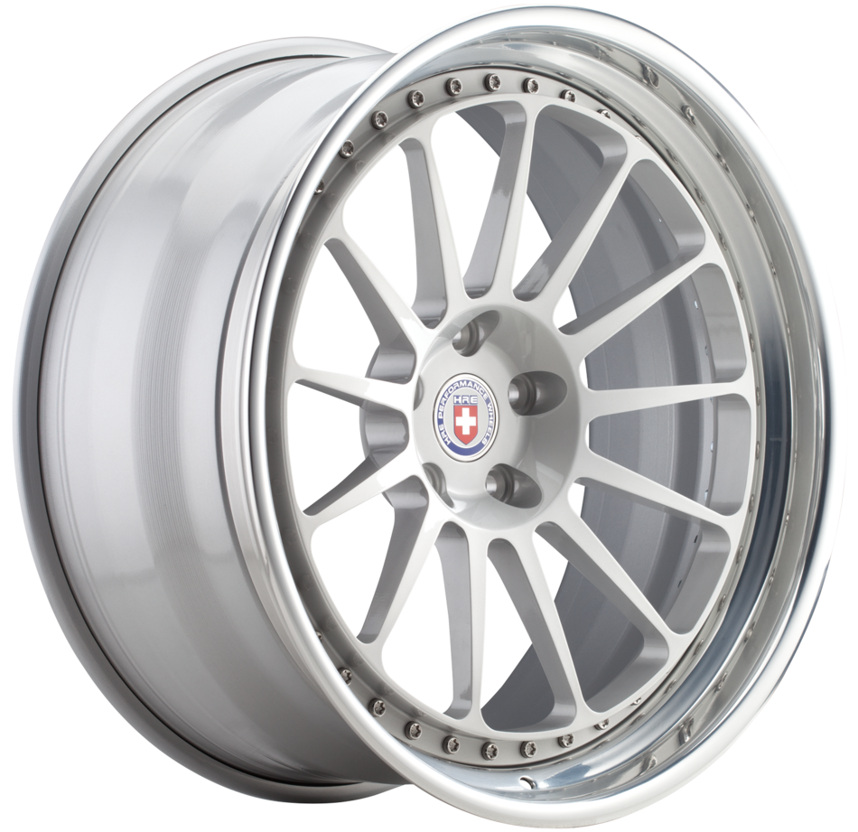 HRE 303 3-Piece Forged Wheels