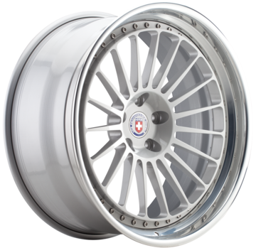 HRE 309 3-Piece Forged Wheels