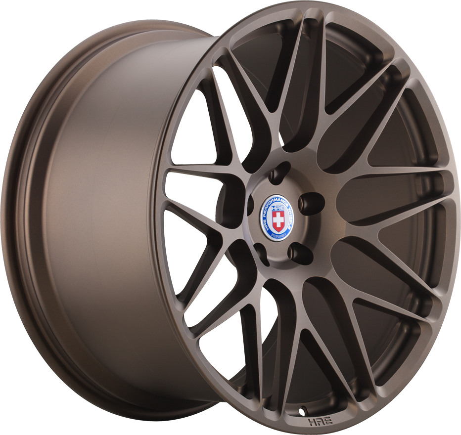 HRE RS100M Forged Monoblok Wheels