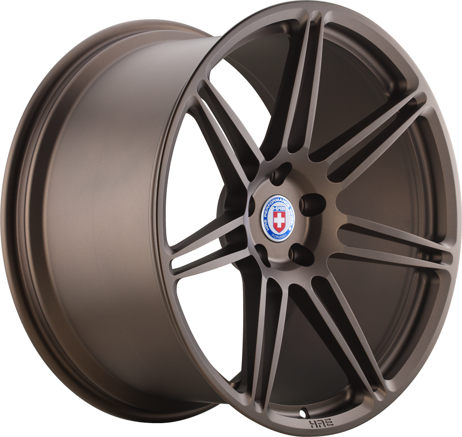 HRE RS101M Forged Monoblok Wheels