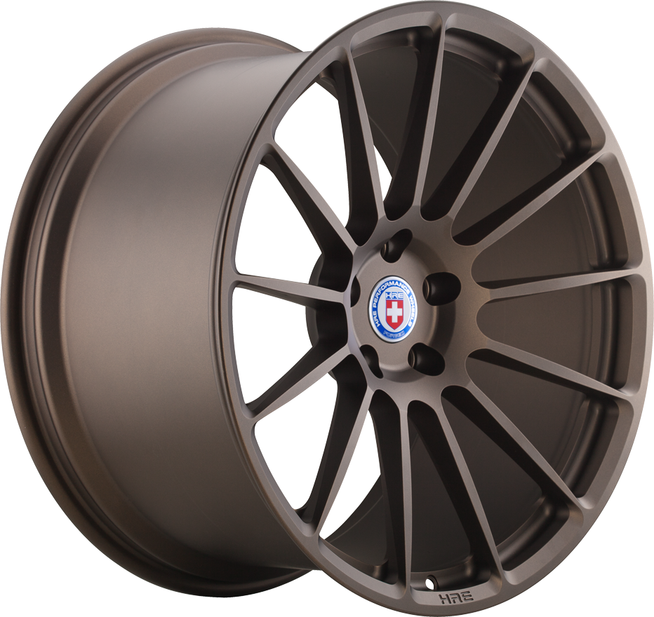 HRE RS103M Forged Monoblok Wheels