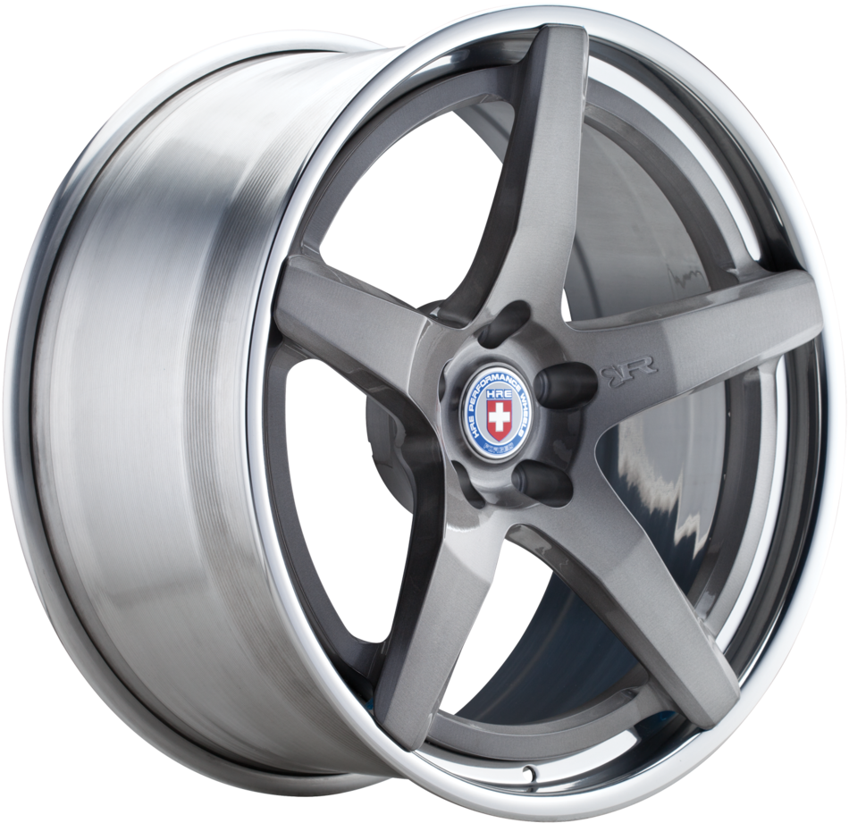 HRE Recoil 3-Piece Forged Wheels