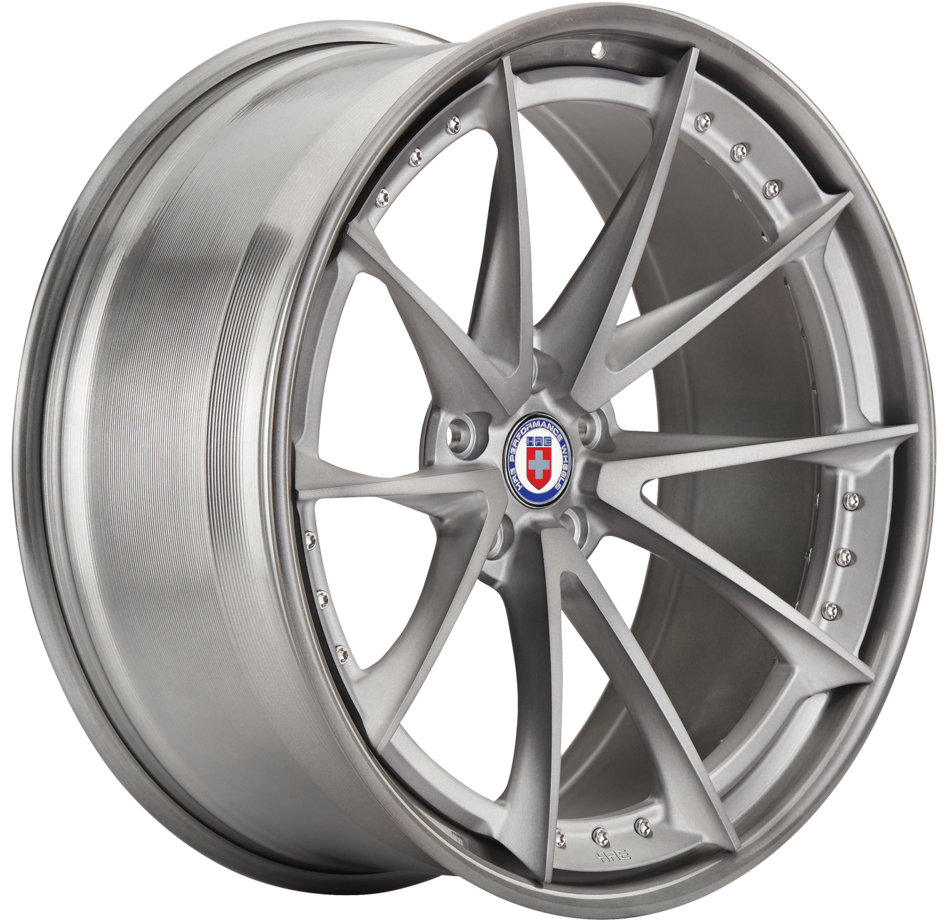 HRE S204 3-Piece Forged Wheels