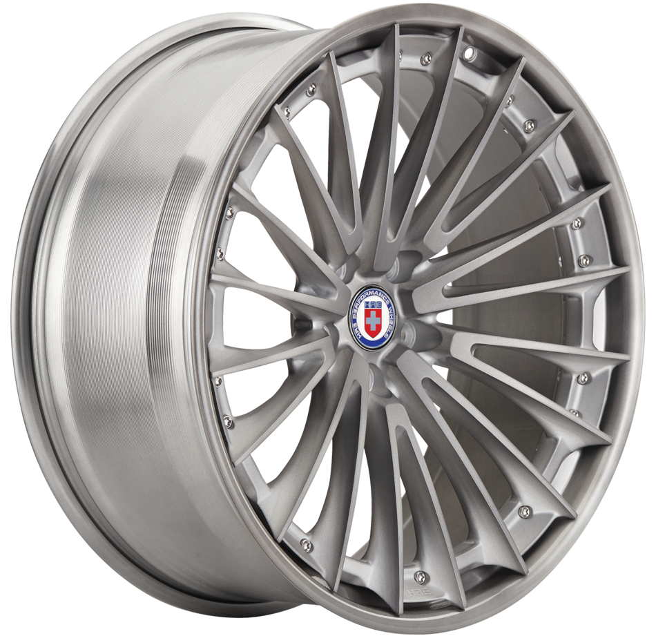 HRE S209 3-Piece Forged Wheels