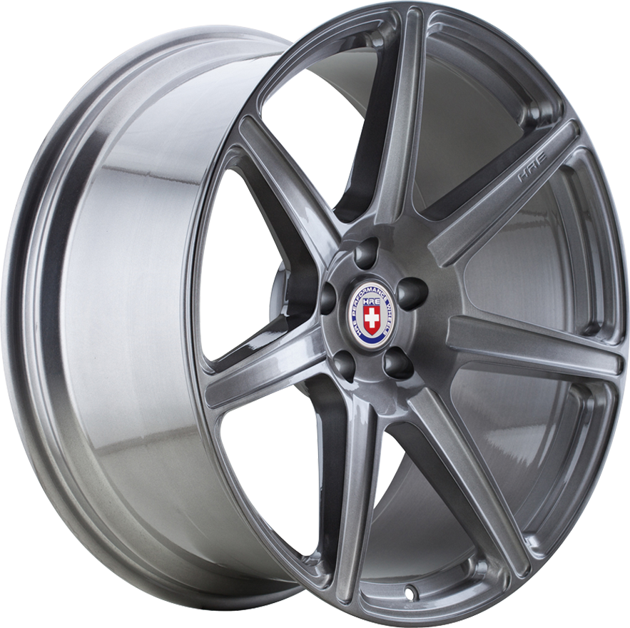 HRE TR107 Forged Monoblok Wheels