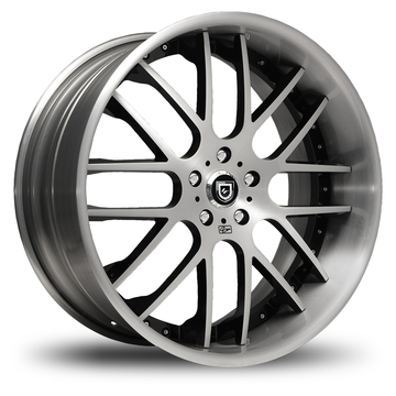 Lexani LS-002 Brushed Wheels