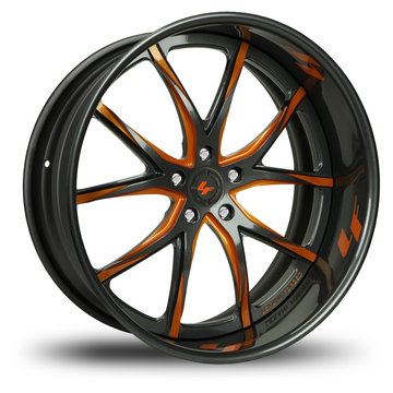 Lexani LF-102 Custom Painted Wheels