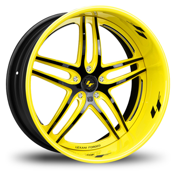Lexani LF-105 Custom Painted Wheels
