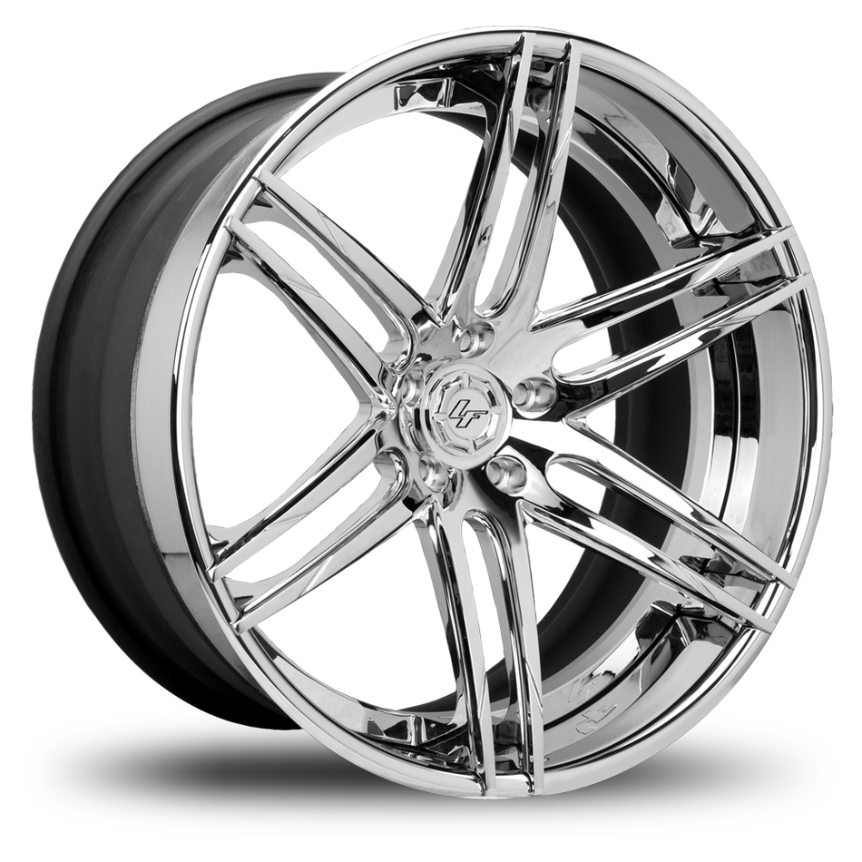 Lexani LZ-106 Wheels | ZLT Forging | Chrome Finish