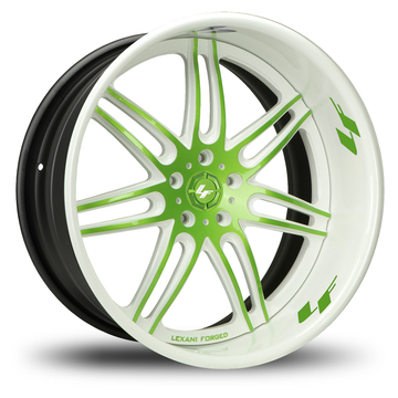 Lexani LF-107 Custom Painted Wheels