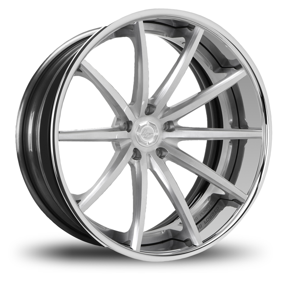 Lexani LZ-108 Brushed Wheels