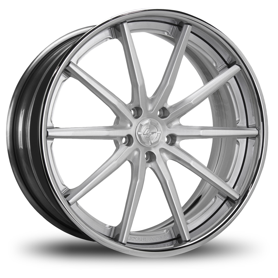 Lexani LS-108 Brushed Wheels
