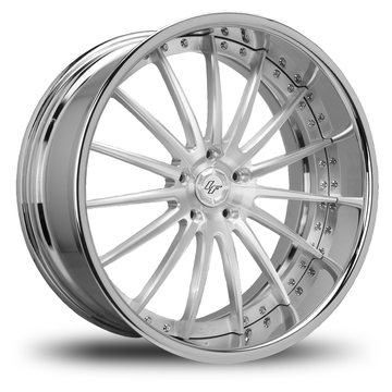 Lexani LF-111 Brushed Wheels