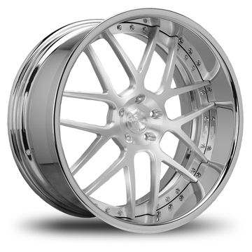 Lexani LF-112 Brushed Wheels