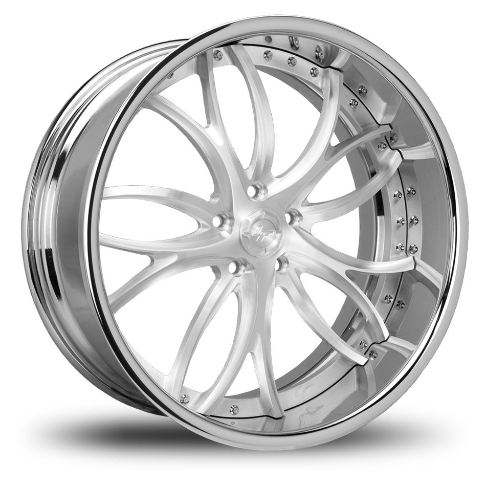 Lexani LF-113 Brushed Finish  Wheels