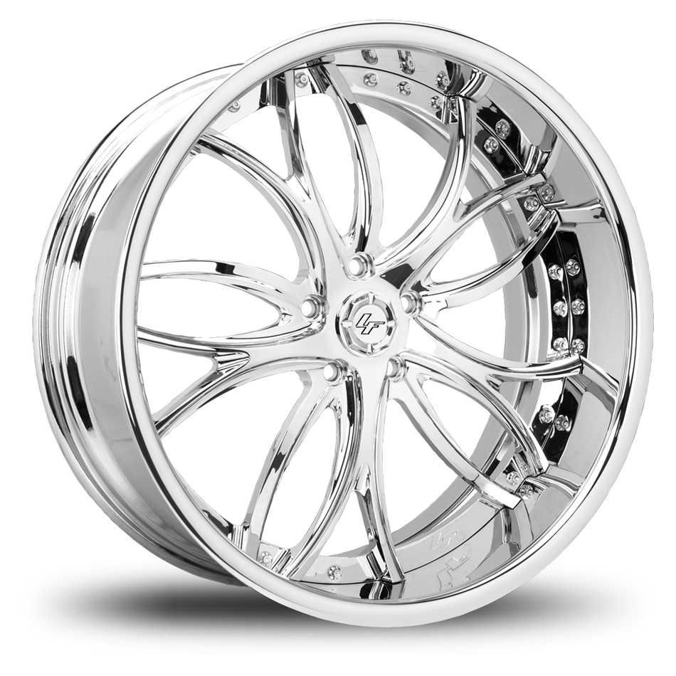Lexani LF-113 Chrome Finish  Wheels