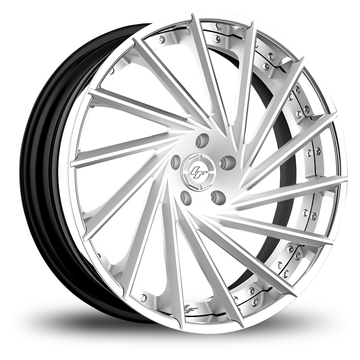 Lexani LZ-114 Brushed Finish Wheels
