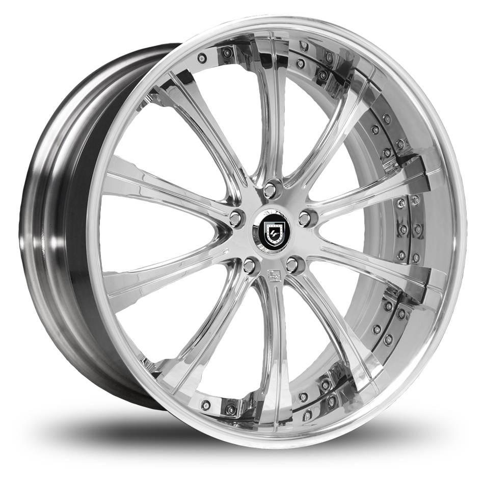 Lexani 707 Chrome Wheels