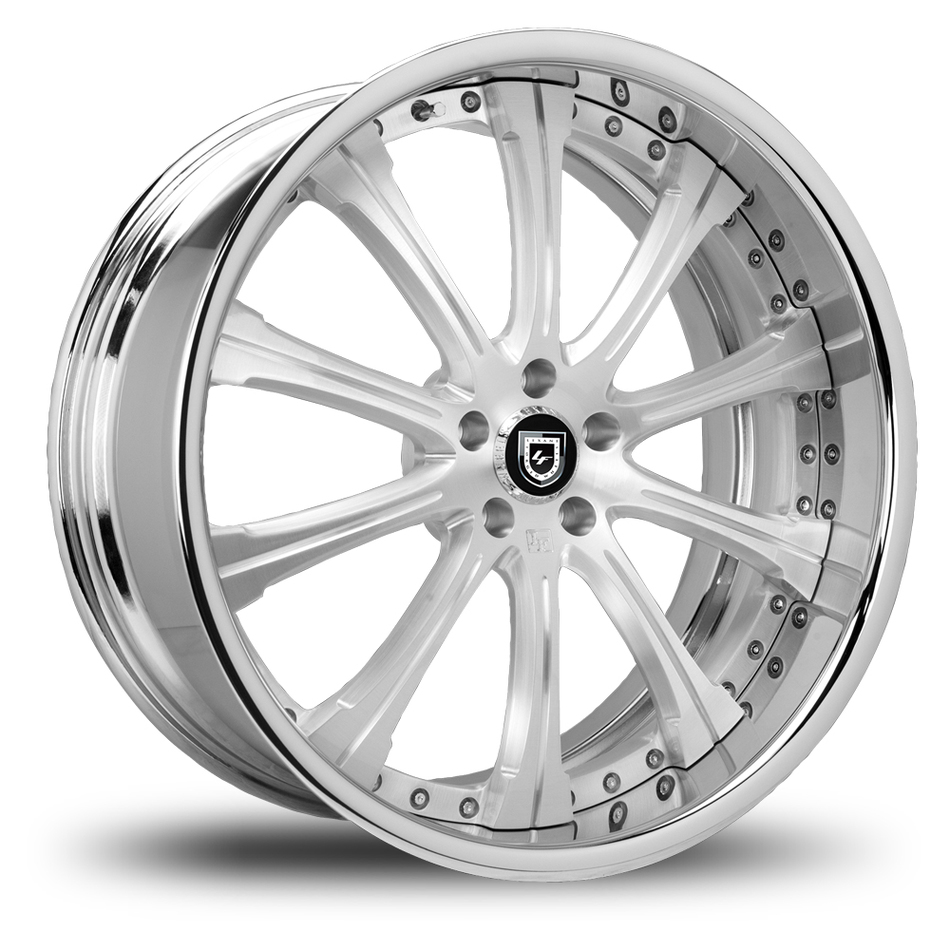 Lexani 707 Brushed Finish Wheels