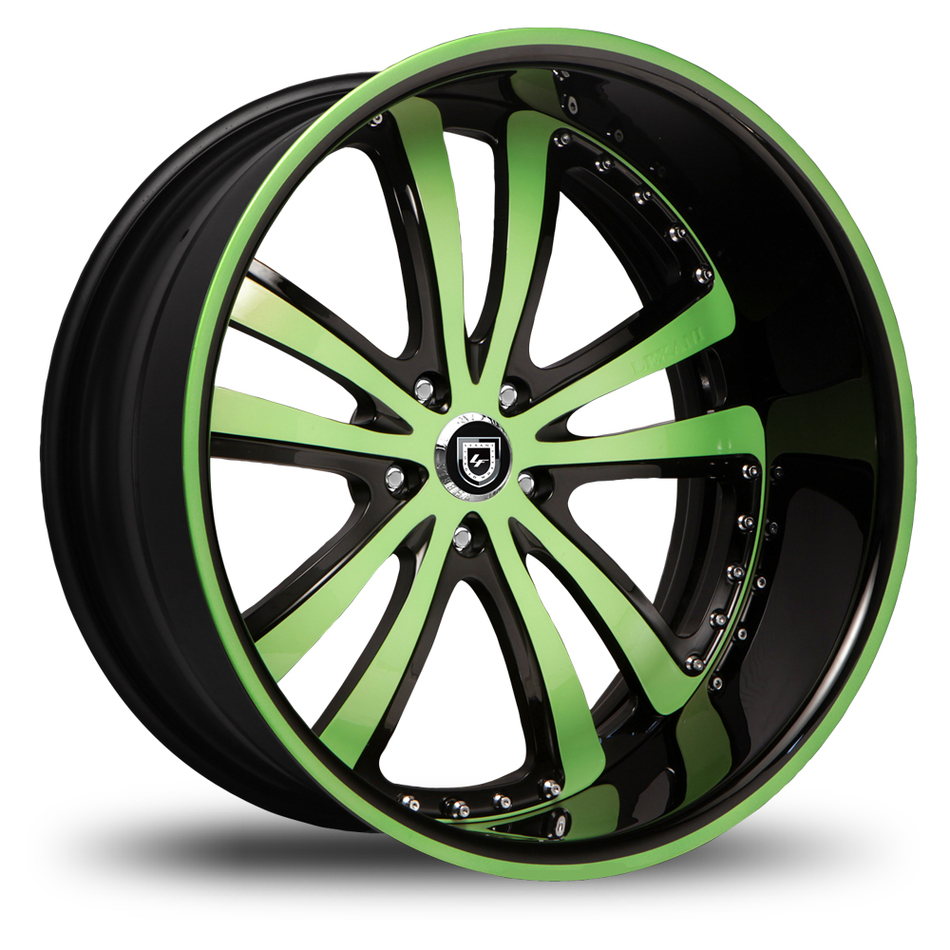 Lexani 710 Custom Painted Wheels
