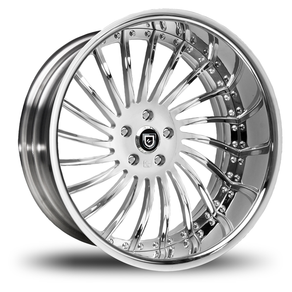 Lexani 712 Chrome Wheels