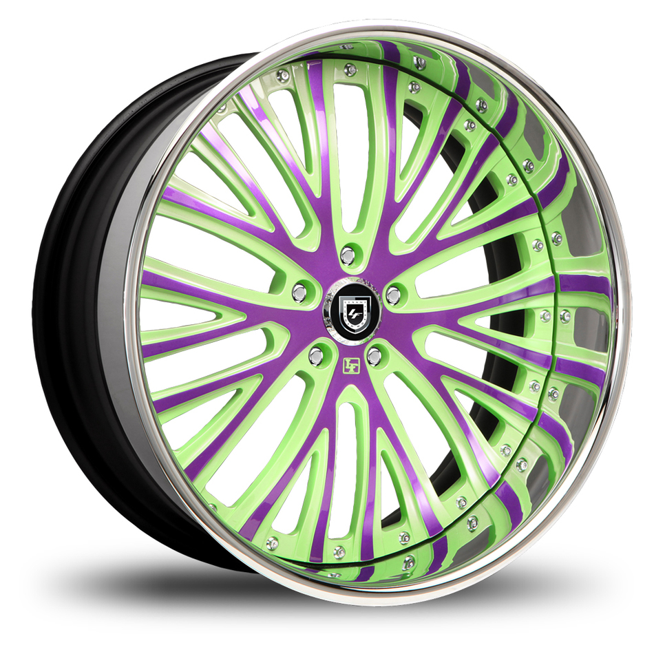 Lexani 713 Custom Painted Wheels