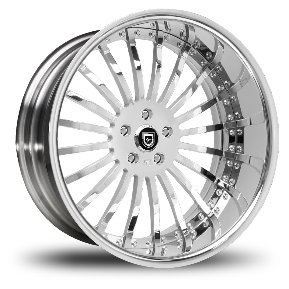 Lexani 714 Chrome Wheels