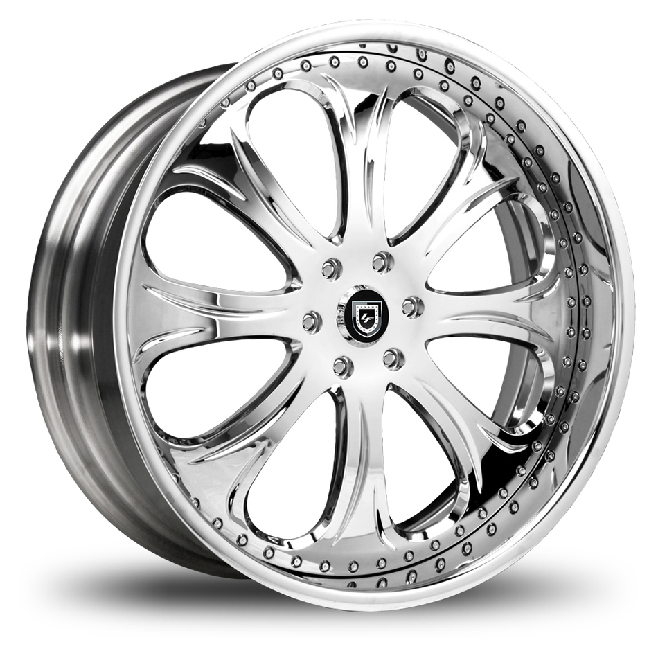 Lexani 719 Chrome Wheels